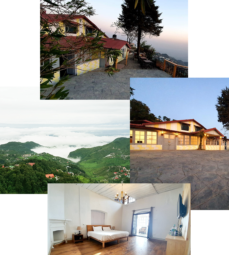 Nishantam Mussoorie collage